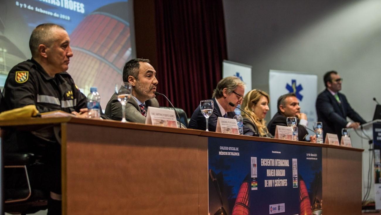 SEMES organiza el Primer Encuentro Internacional sobre Incidente con Múltiples Victimas y Catástrofes