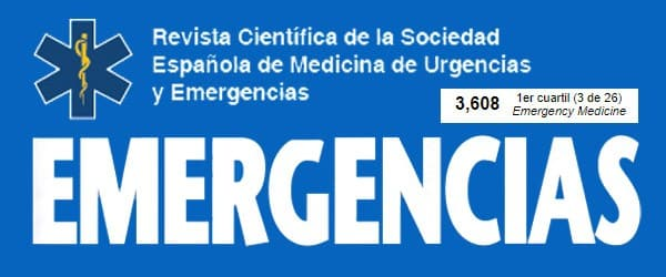 Revista Emergencias