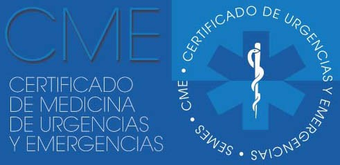 CME - CERTIFICADO DE MEDICINA DE URENCIAS Y EMERGENCIAS