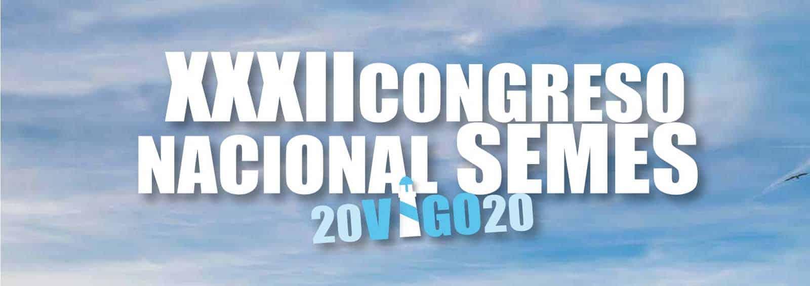 XXXII Congreso Nacional SEMES 20VIGO20