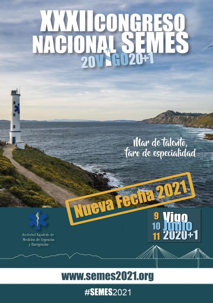 XXXII Congreso Nacional SEMES 20VIGO20+1
