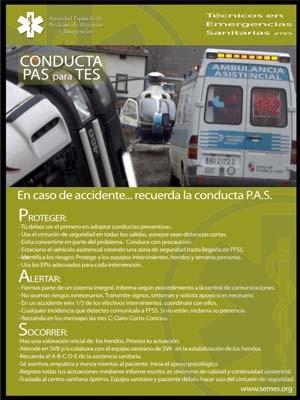 CONDUCTA P.A.S. PARA T.E.S.