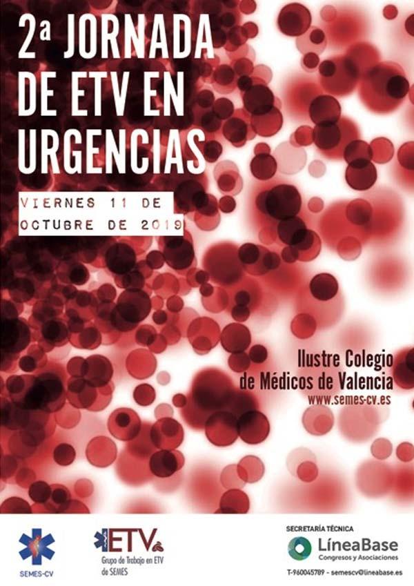 2ª Jornada de ETV en Urgencias