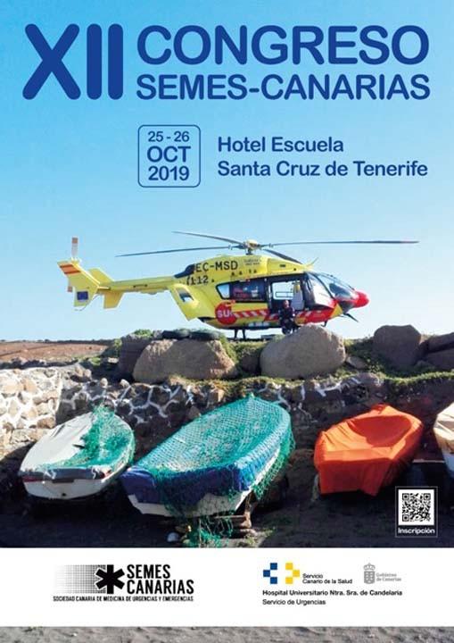 XII Congreso SEMES Canarias