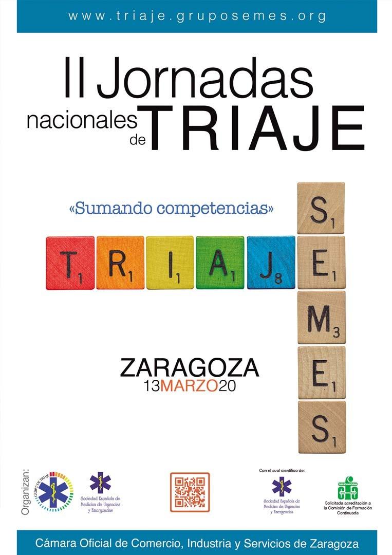 II Jornadas Nacionales de TRIAJE