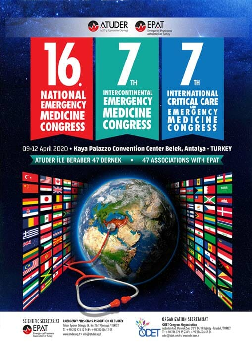 16th National Emergency Medicine Congress