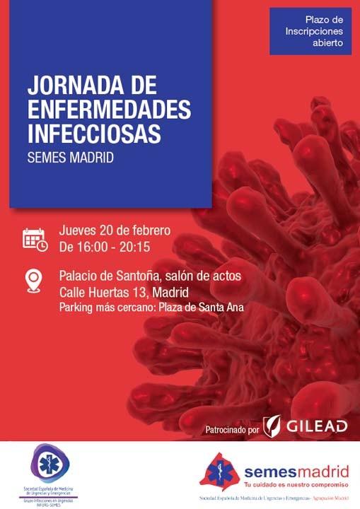 Jornadas de Enfermedades Infecciosas - SEMES Madrid
