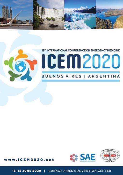 19 International Conference on Emergency Medicine - ICEM 2020