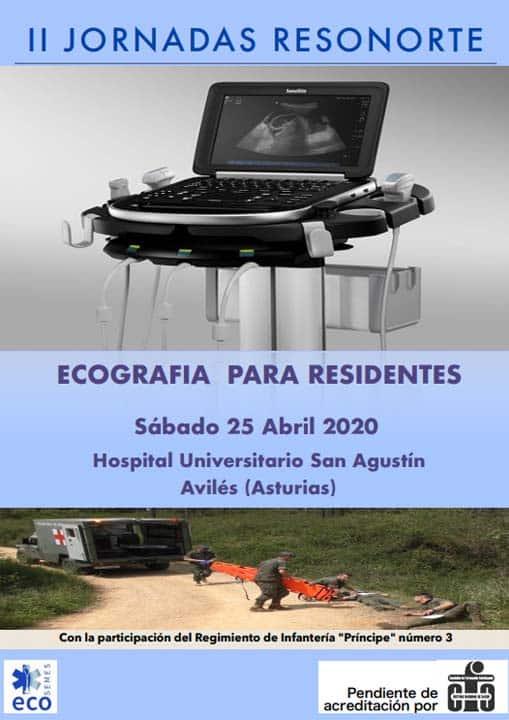 II Jornadas ResoNorte - Ecografia para Residentes
