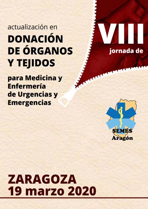 VIII Jornada de Actualización en Donación de Órganos y Tejidos