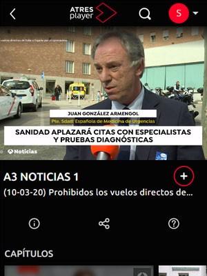 ANTENA 3 NOTICIAS DE LAS 15 HORAS Juan Armengol