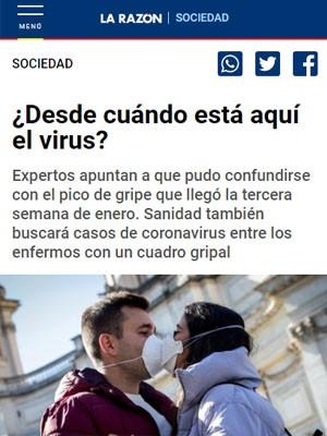 Coronavirus: la Comunidad de Madrid recomienda a los jóvenes evitar el transporte público en hora punta