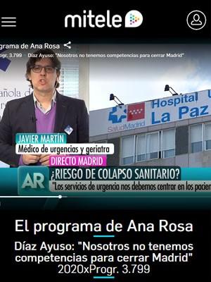 Javier Martin - Ana Rosa