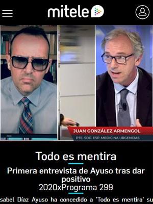 Todo es Mentira con Juan Jorge González Armengol