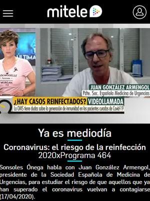 Juan Jorge Gonzalez Armengol en Ya es Mediodia