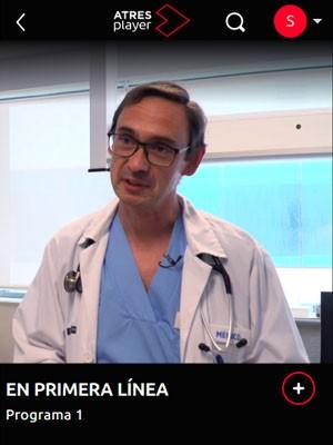 """Javier Millán """"En Primera Linea"""""""