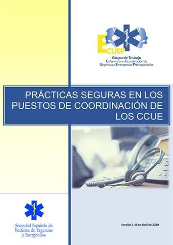 Prácticas seguras en los puestos de coordinación de los CCUE