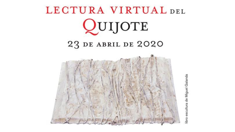 SEMES participa en la XXIV edición de la lectura continuada de la lectura de Don Quijote, organizada por el Circulo de Bellas Artes