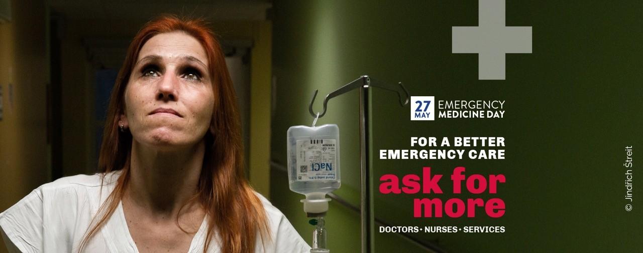 El Día Internacional de Medicina de Emergencia