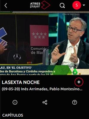 La Sexta Noche con Juan Jorge González Armengol