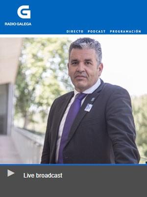 Entrevista a Tato Vázquez Lima en RADIO GALEGA