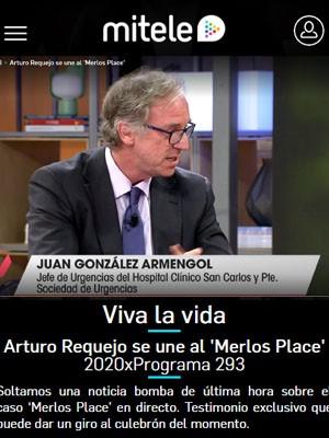 Viva la vida con Juan Jorge González Armengol