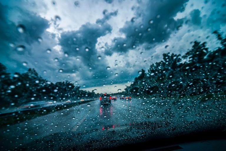 Conducción segura en Diciembre