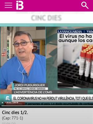 Jordi Puiguriguer en Cinc dies