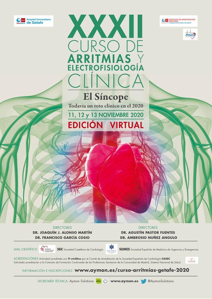 XXVII Curso de Arritmias y Electrofisiología Clínica