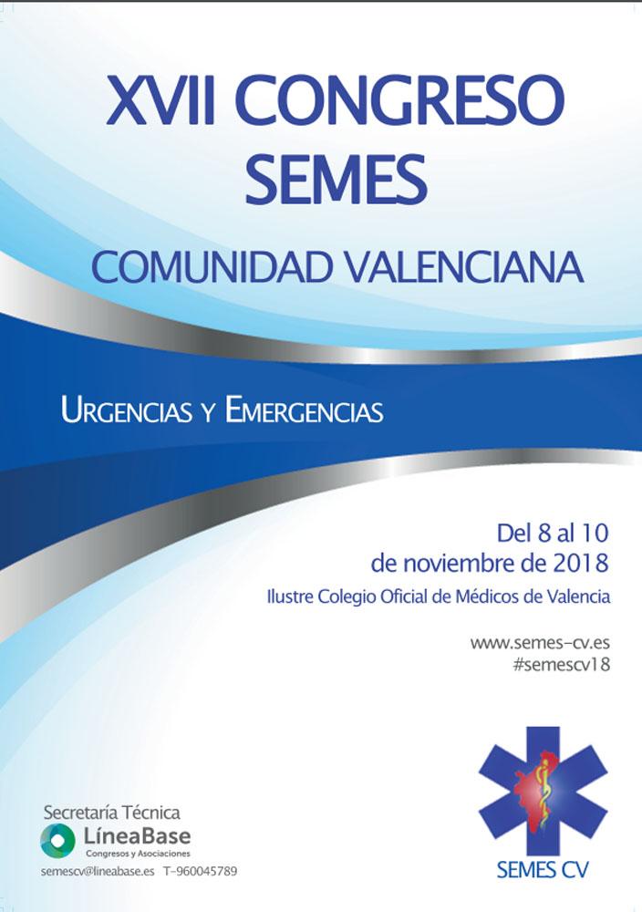 XVIII Congreso SEMES Comunidad Valenciana