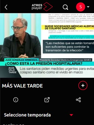 Mas Vale Tarde con Juan Jorge González Armengol