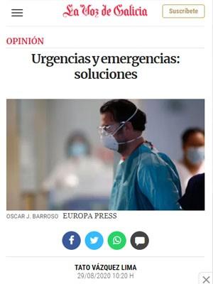 Urgencias y emergencias: soluciones