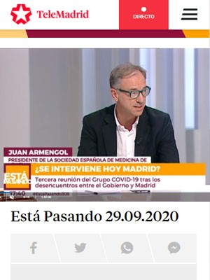 Juan Jorge González Armengol en Esta Pasando