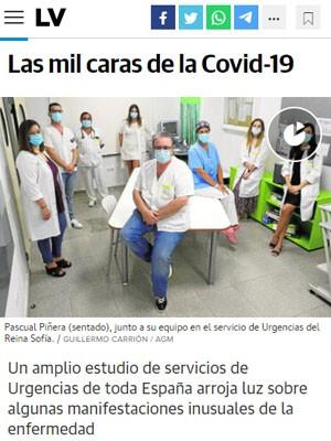 Las mil caras de la Covid-19