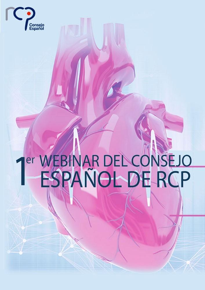 1er Webinar del Consejo Español de RCP
