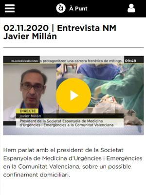 Entrevista NM Javier Millán