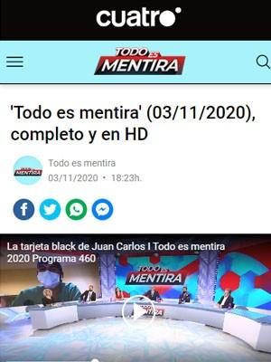 Pascual Piñera Salmerón en Todo es Mentira
