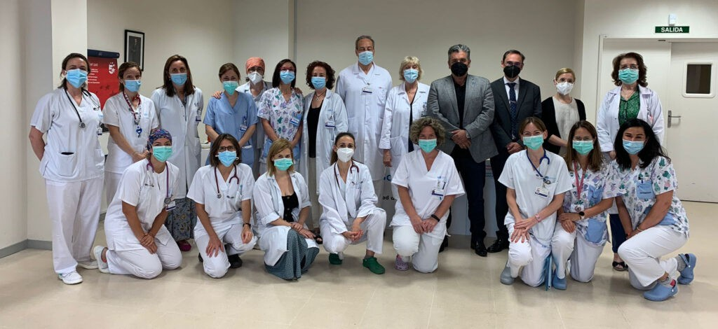 La Sección de Urgencias Pediátricas del Hospital Universitario Infanta Sofía acreditada por su calidad asistencial